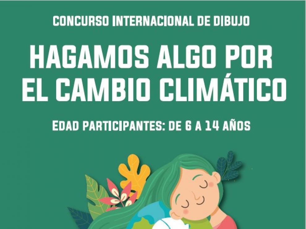 Las bibliotecas oscenses participan en un concurso internacional de dibujo contra el cambio climático
