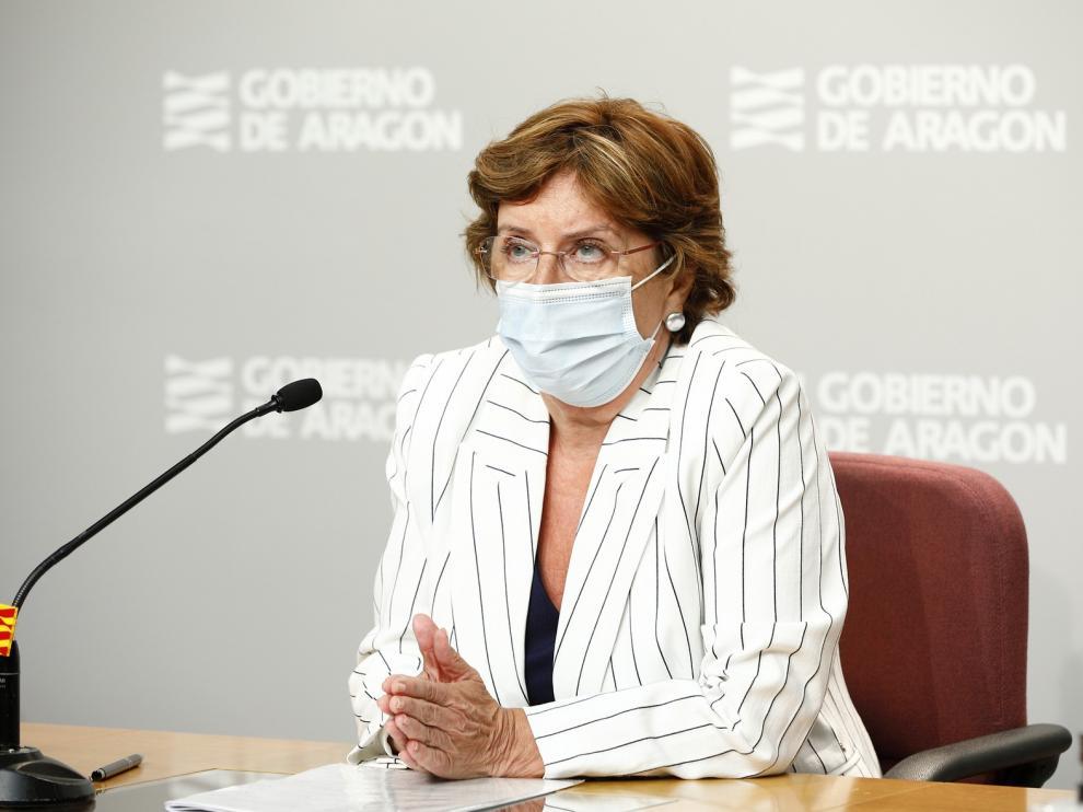 """Las residencias de Aragón suman 71 fallecidos y 908 contagiados desde julio y la preocupación sigue siendo """"máxima"""""""