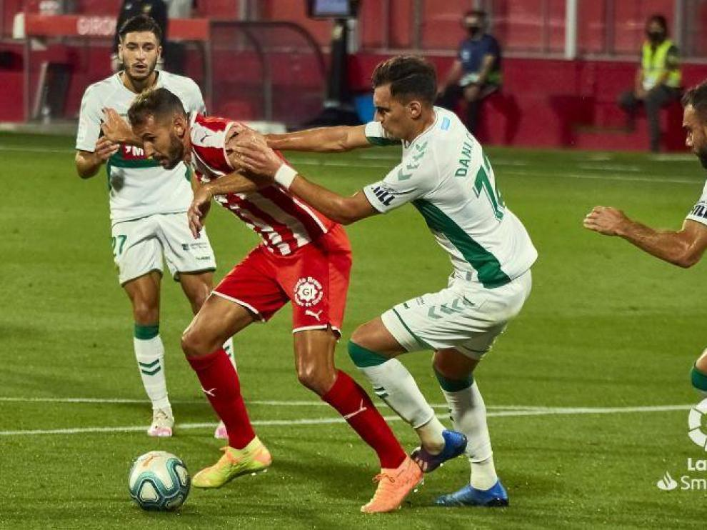 """Dani Calvo: """"Llegar a Primera División era un sueño, algo casi inimaginable"""""""