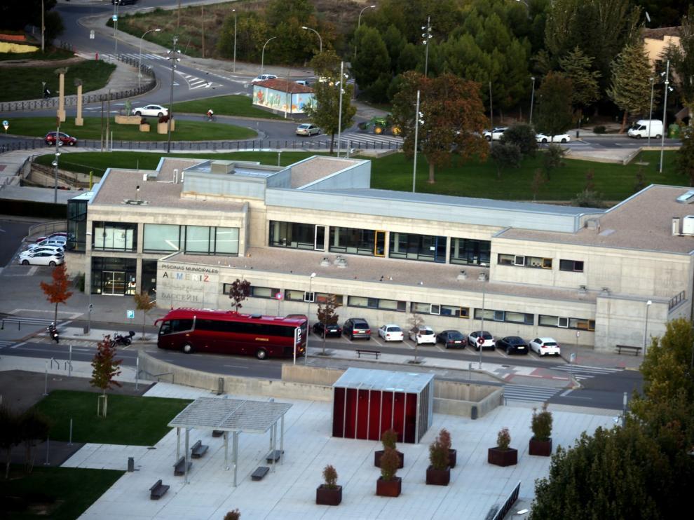 Canceladas en Huesca las actividades deportivas en interiores como consecuencia de la alerta 3 agravada