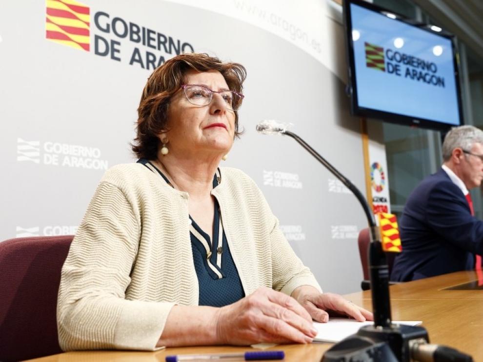 Aragón pide al Gobierno otro fondo covid frente al virus en los centros residenciales