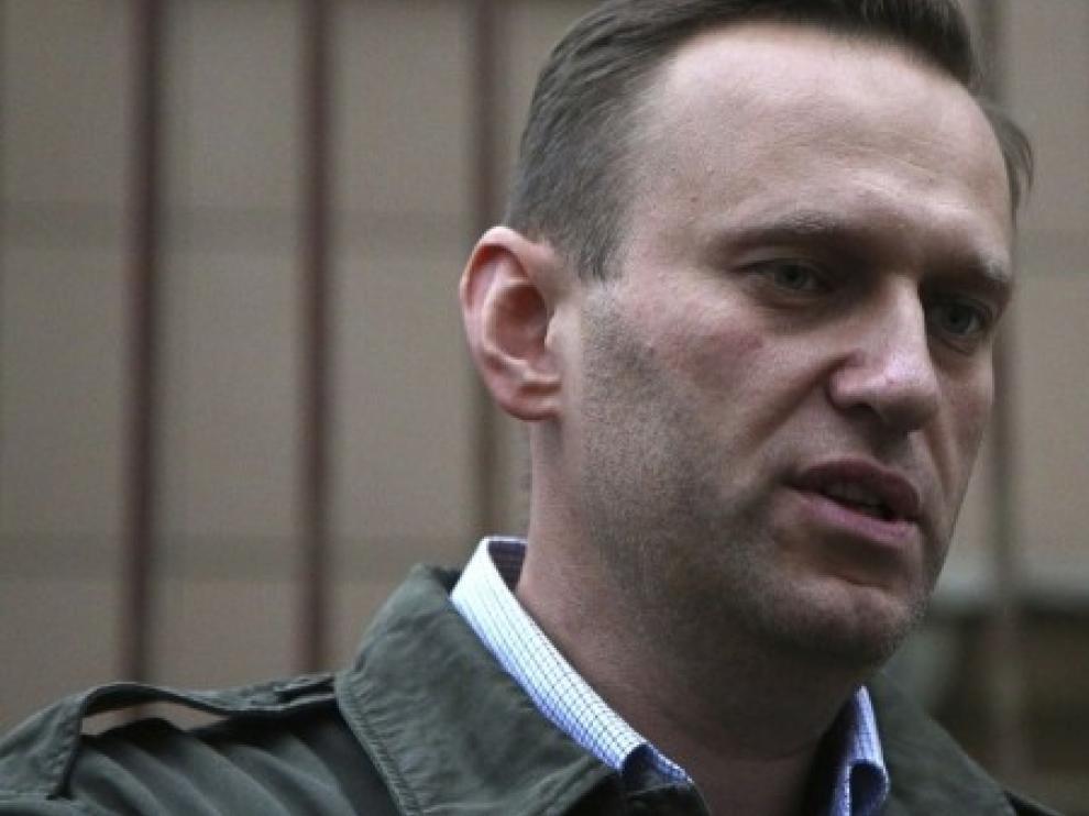 El hospital berlinés confirma que Navalni fue víctima de envenenamiento