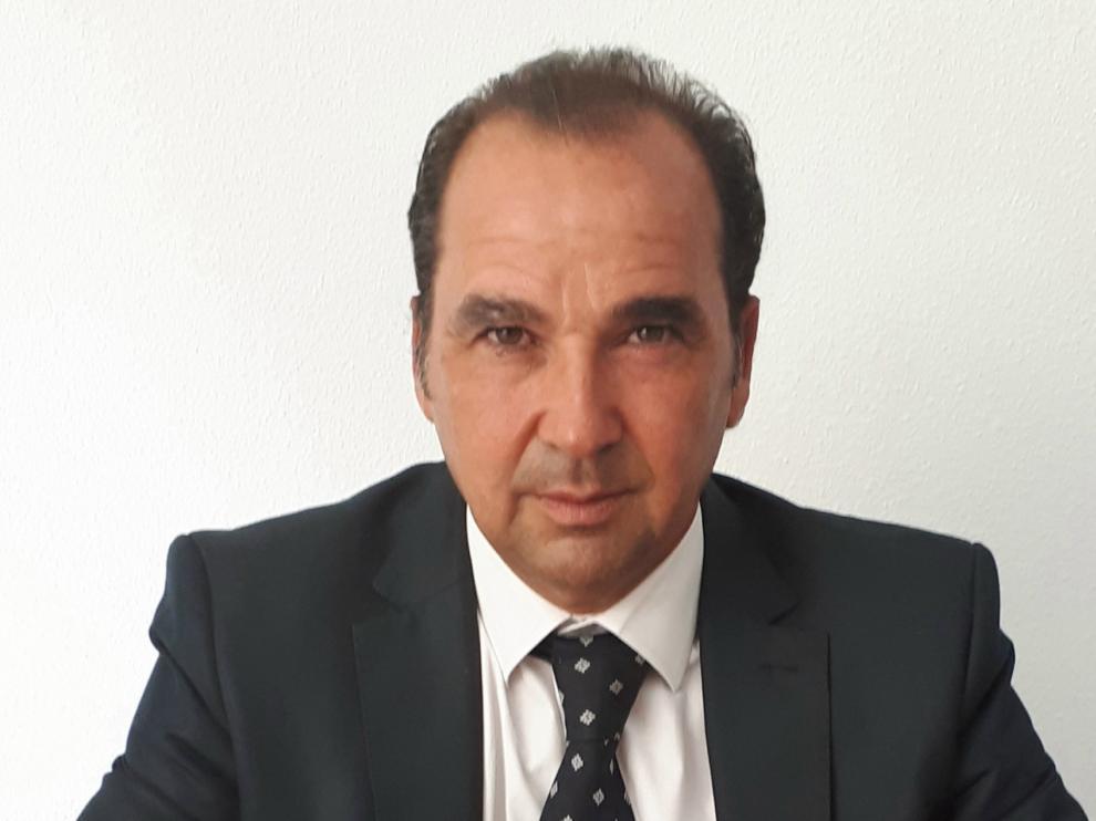 El fragatino Jesús Arnau, nuevo director general de CEOE Aragón