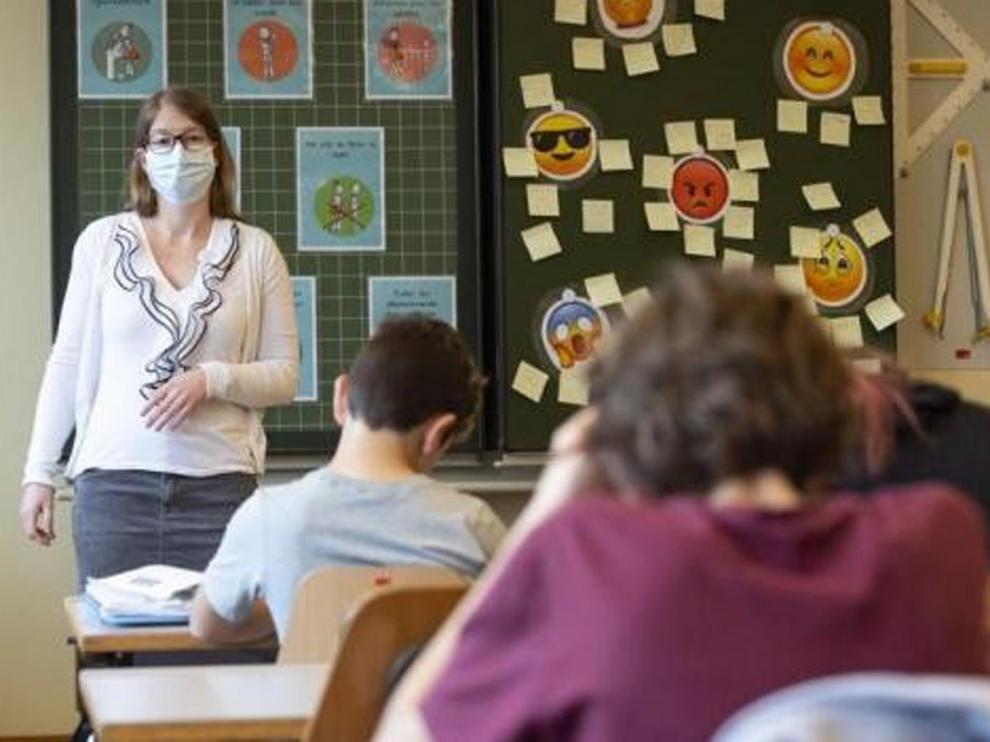 Los médicos advierten de que la vuelta al colegio debe ser ordenada y segura