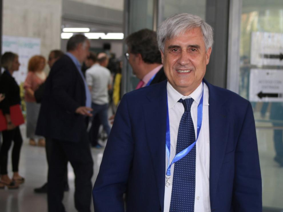 """Juan José Badiola: """"Si hay dosis de la vacuna suficientes en octubre, el covid ya tiene los días contados"""""""