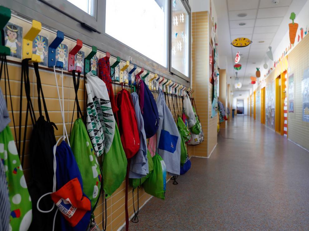 La Junta de Personal Docente no Universitario de Huesca muestra su preocupación por la seguridad en los colegios