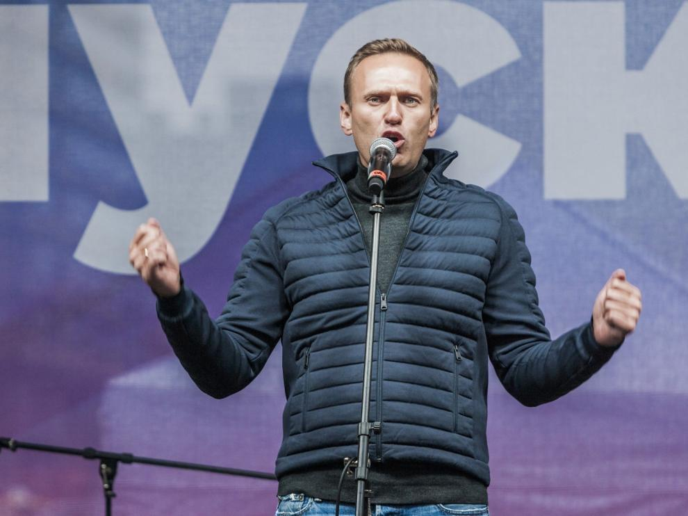 El Kremlin rechaza las acusaciones de envenenamiento