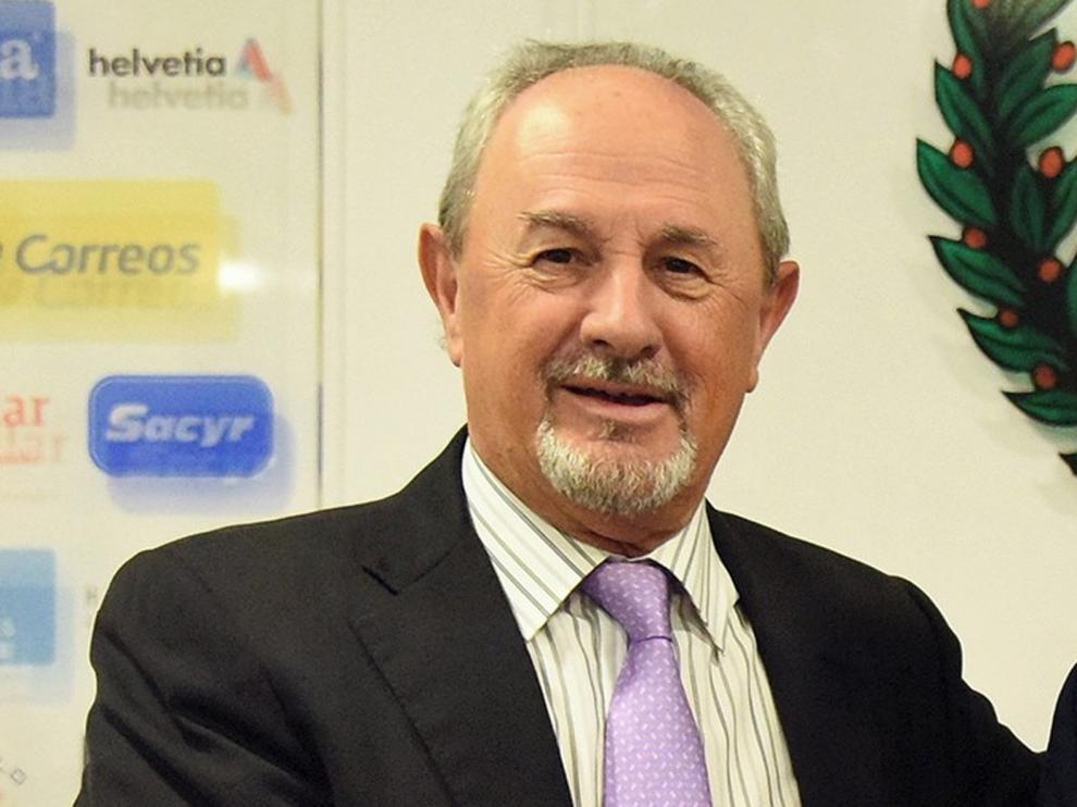 El presidente de Asobal, Adolfo Aragonés, presenta su dimisión