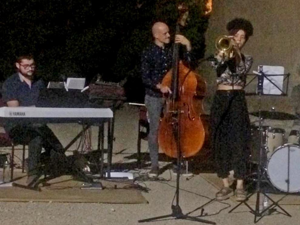 Milena Casado Quartet, la magia del jazz para una noche memorable en Lanaja