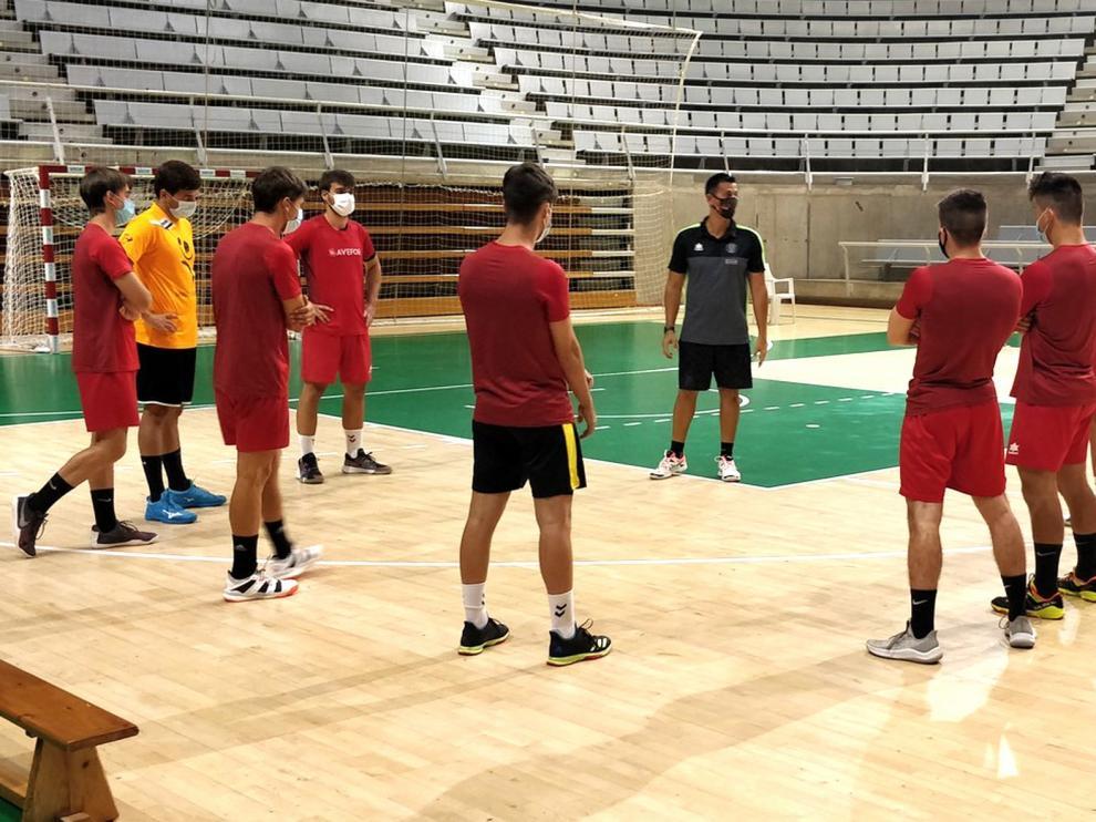 Avefor Huesca vuelve con un grupo más joven todavía
