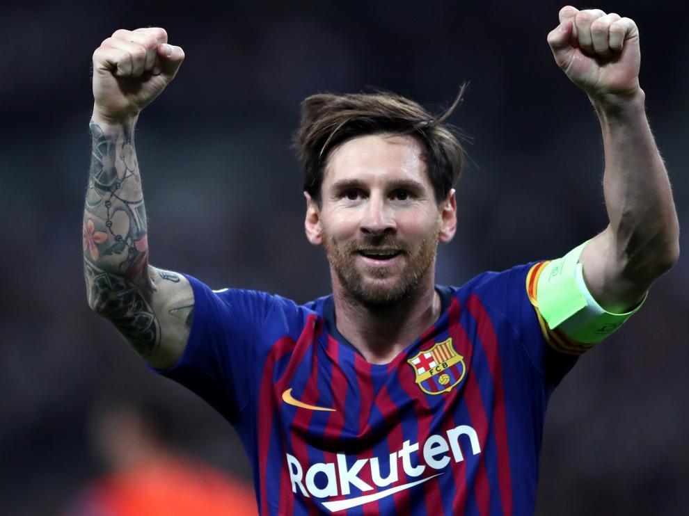 """Messi: """"Yo no iría a juicio nunca contra el Barça; es el club de mi vida"""""""