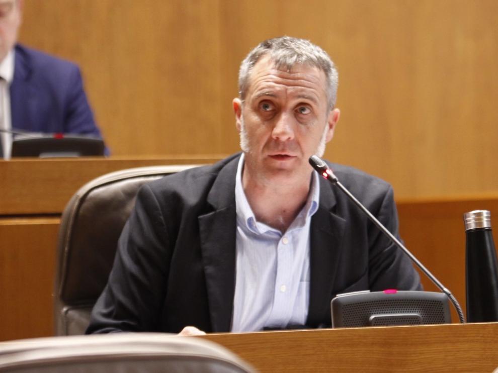 Cs pide conocer la valoración del Gobierno de Aragón sobre el operativo de prevención y extinción de incendios en Aragón