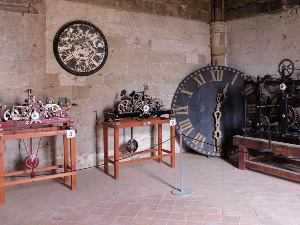 Relojes antiguos de la Catedral
