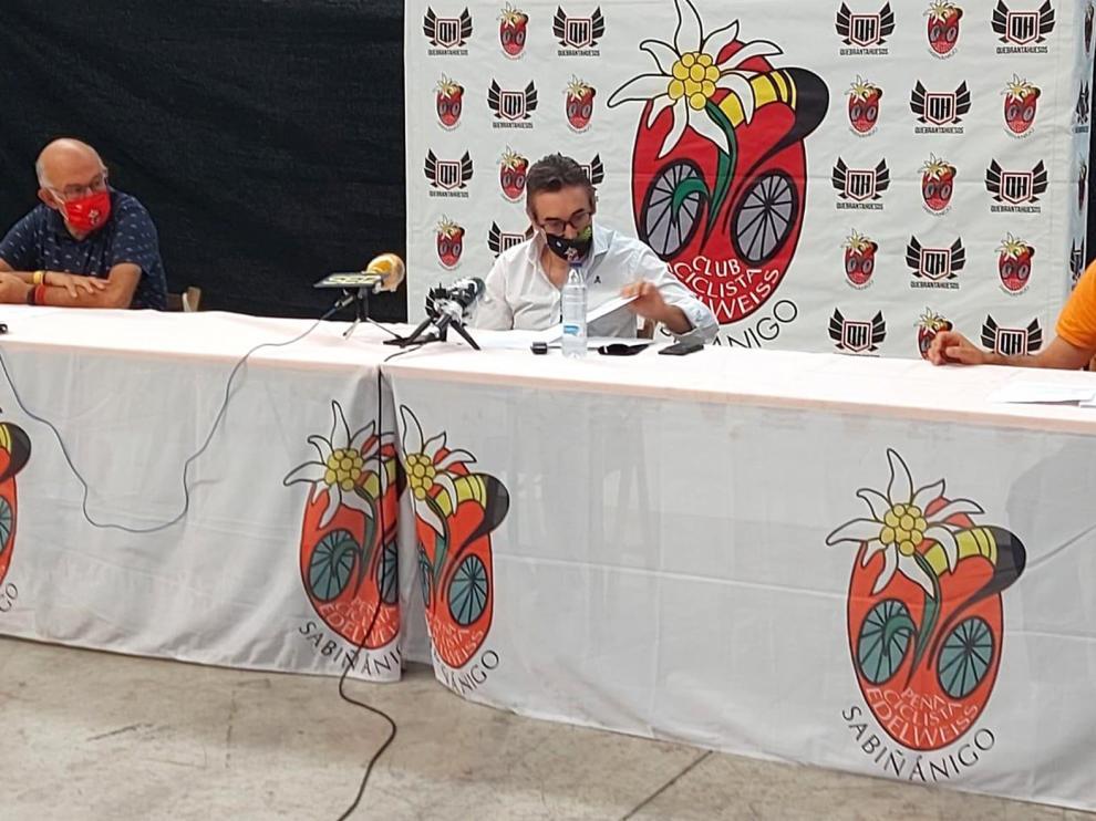 Roberto Iglesias será el homenajeado en la Quebrantahuesos 2021