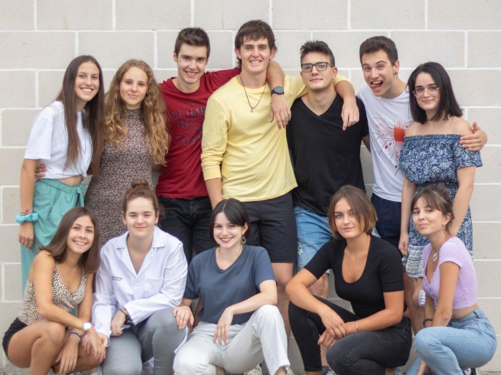 """Un grupo de jóvenes de Jaca representa """"Espejos rotos"""" este viernes en el Palacio de Congresos"""