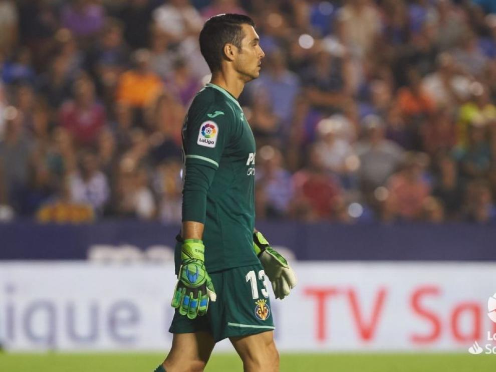 El fichaje de Andrés por el Huesca puede ser oficial este viernes