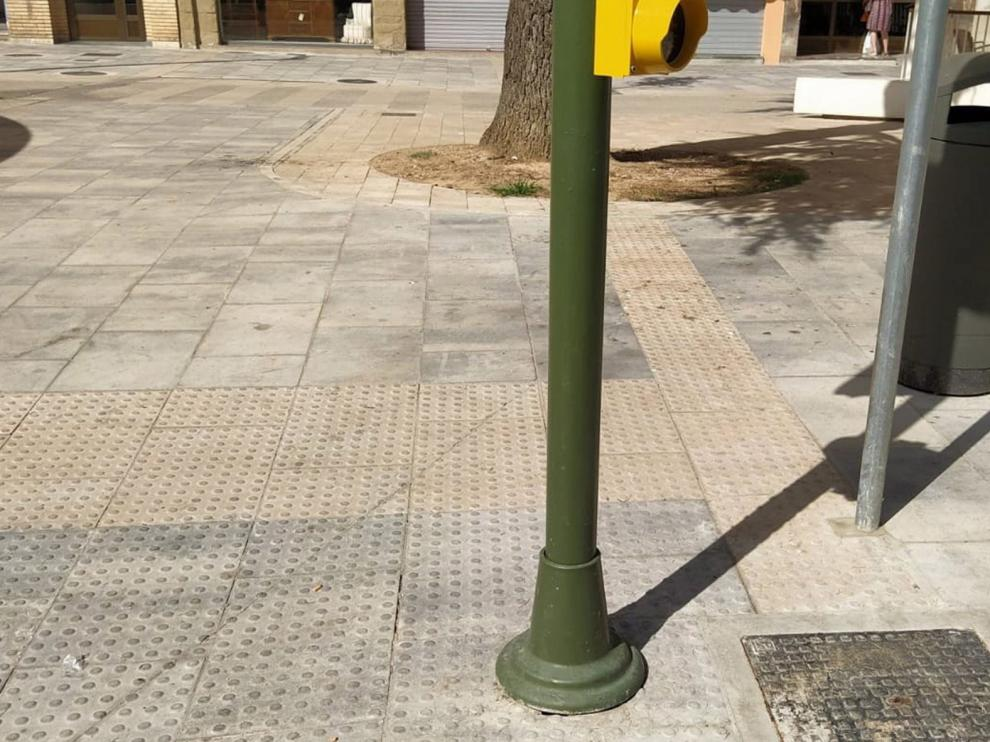 El Ayuntamiento de Huesca acometerá más de medio centenar de actuaciones para eliminar barreras arquitectónicas