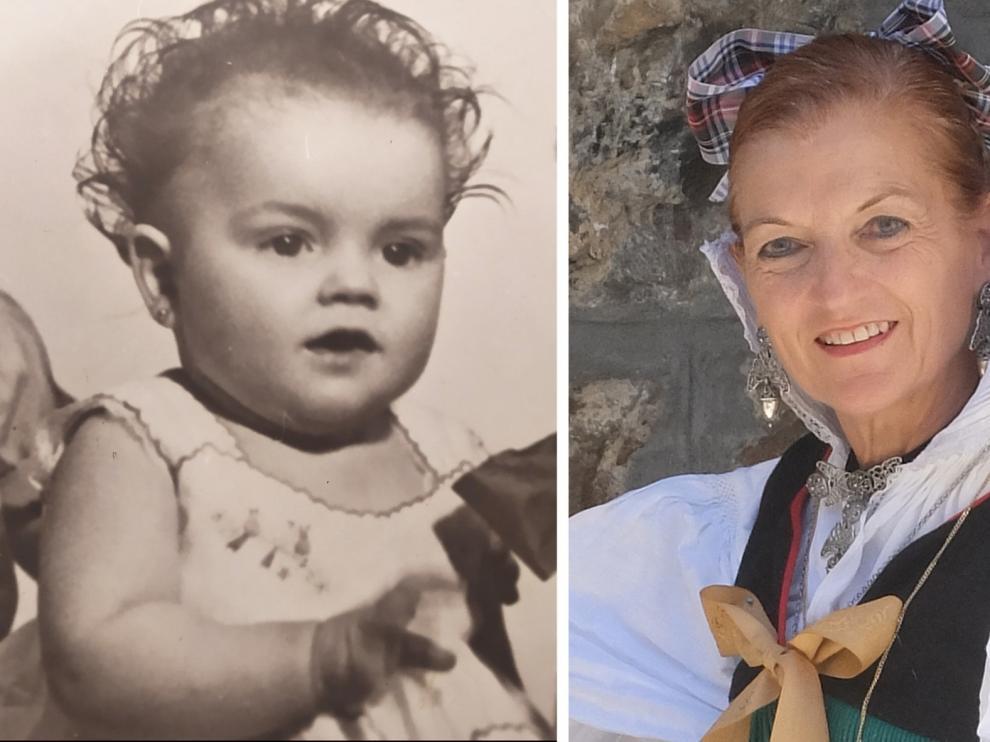 Pili Mainé Burguete: Una vida plena entre la jota y la educación infantil