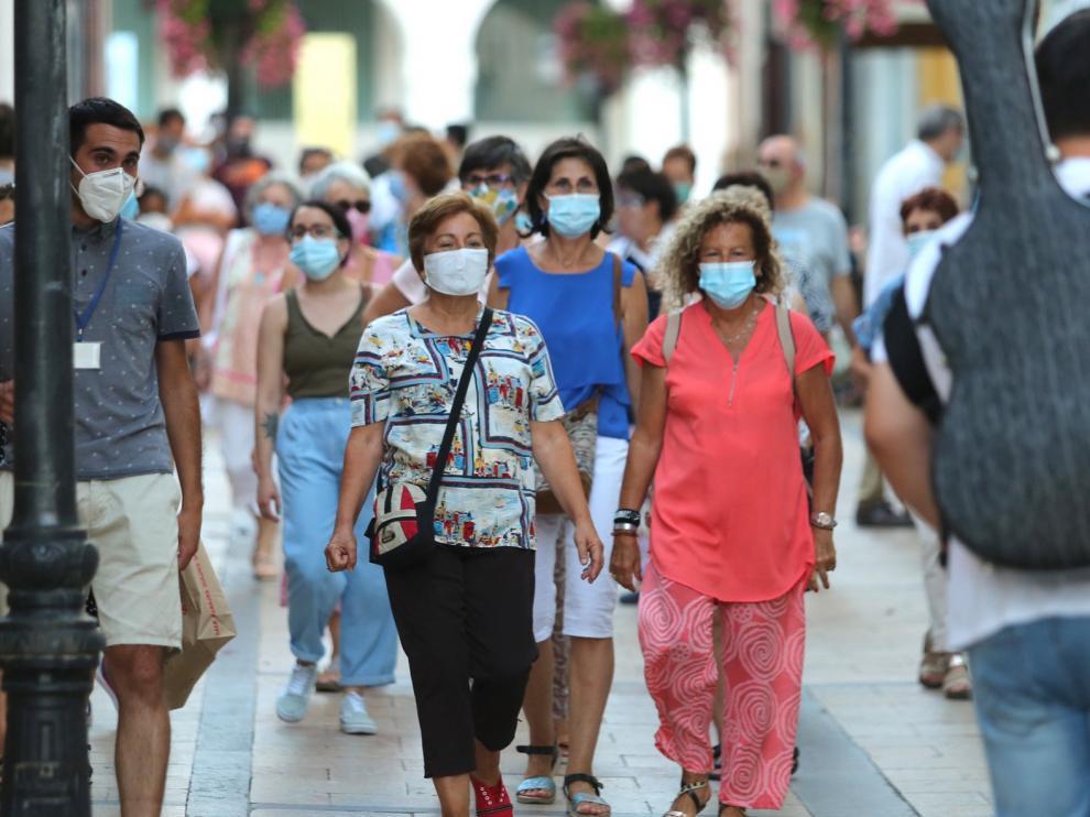 Tercer día seguido por debajo de los 50 casos detectados de coronavirus en la provincia de Huesca y sin incrementos en UCI