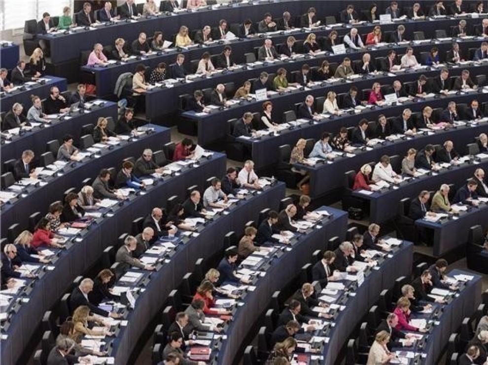 La Eurocámara intenta retocar su presupuesto antes de aprobarlo