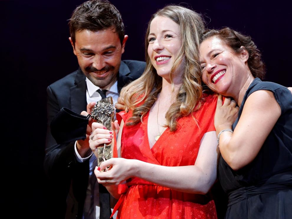 'Las niñas', de la zaragozana Pilar Palomero, gana la Biznaga de Oro a la Mejor Película Española en Málaga