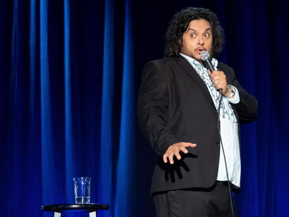 """Felipe Esparza: """"La mayoría de mi humor es hacer burla de mi vida"""""""