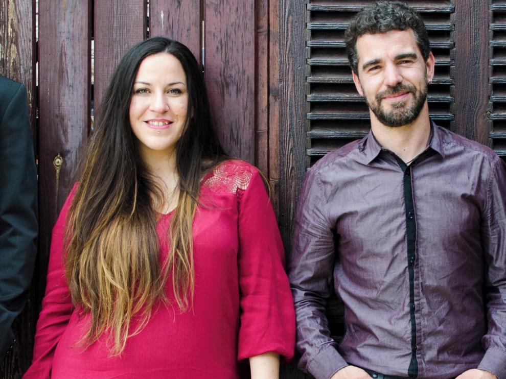 """Noelia Rodríguez y Daniel Escartín: """"Este domingo vamos a interpretar las canciones de nuestra vida"""""""