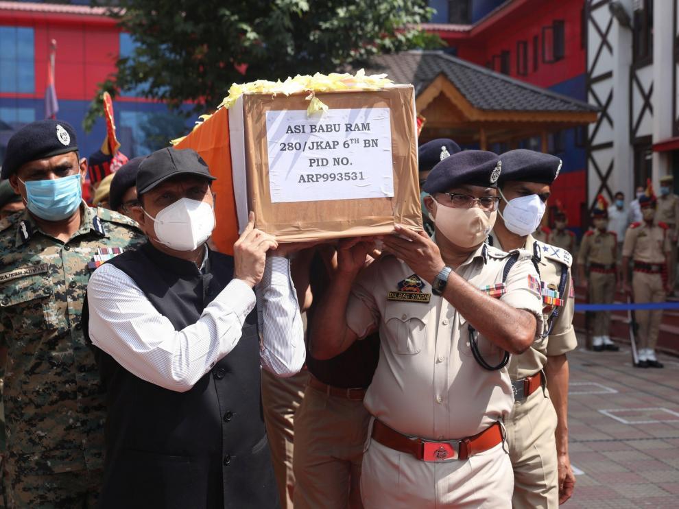 La India registra récord mundial con más de 78.000 casos en un día