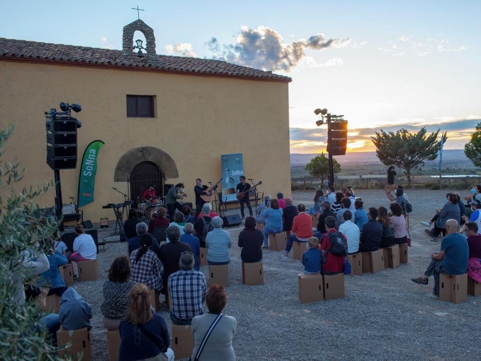 Paola Lai desdibuja las fronteras en el Festival SoNna Huesca