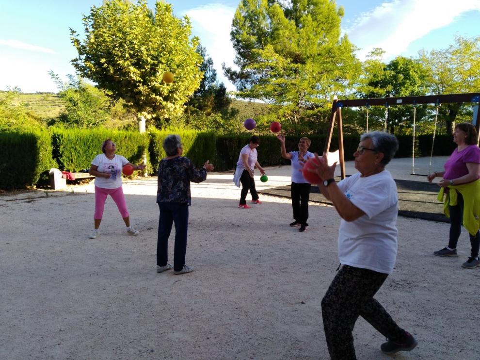 La Comarca de Somontano ofrece un amplio programa de propuestas deportivas para este curso