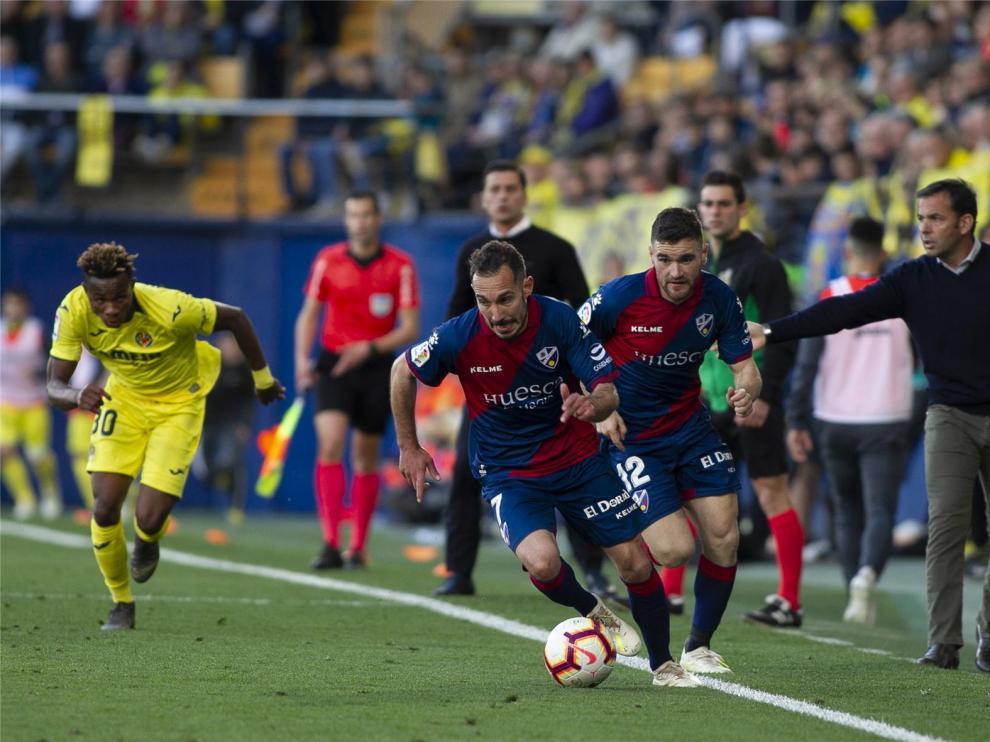 El Huesca abrirá la liga ante el Villarreal en La Cerámica el 13 de septiembre