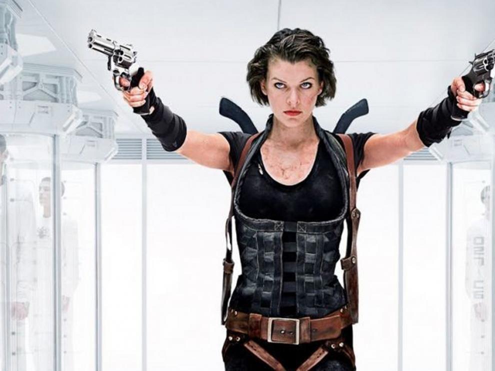 """El universo de los zombies de """"Resident Evil"""" salta a la plataforma Netflix"""