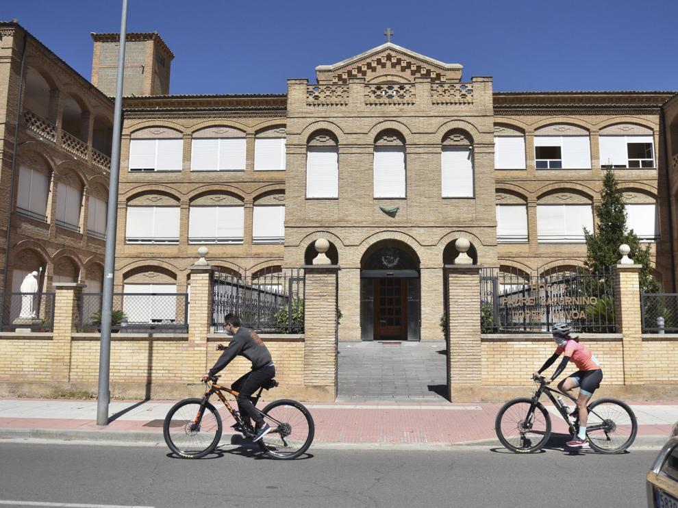 Ocho contagiados y un fallecido a causa de la covid en las Hermanitas de los Ancianos Desamparados de Huesca