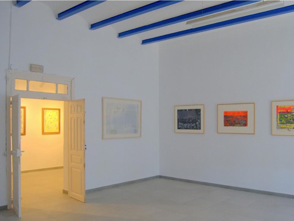 Aínsa-Sobrarbe abre un Centro de Arte en su Villa Medieval