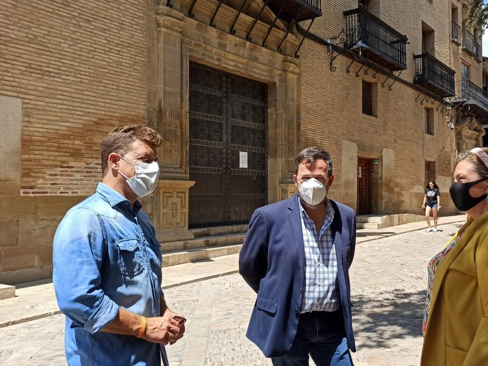 Ciudadanos Huesca propone la concesión de licencias extraordinarias y temporales de bares y cafetería al ocio nocturno