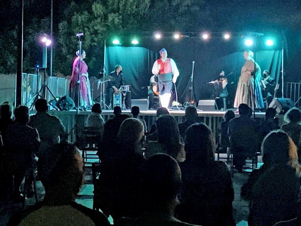 "Miércoles de Cecina cierra el ciclo ""Música a la fresca"""