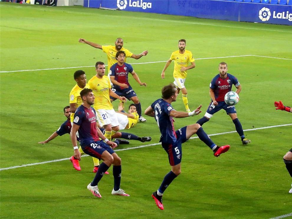 El Huesca empezará el domingo 13 de septiembre a las 18:30 horas
