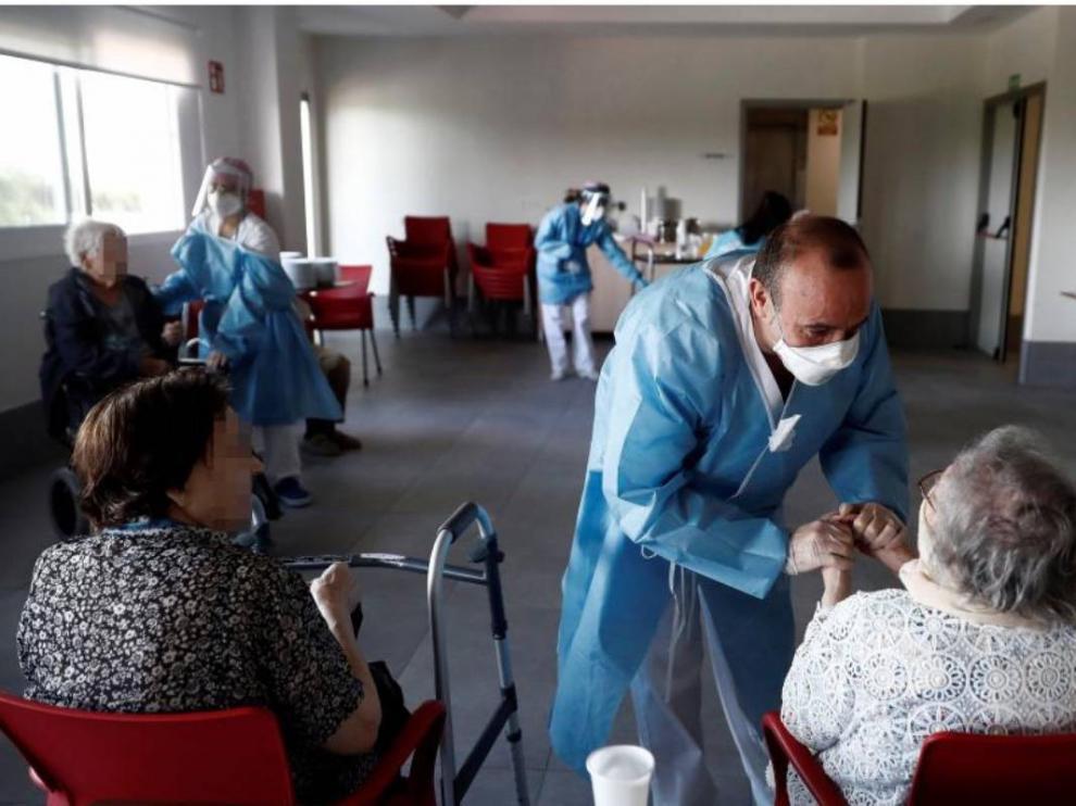 La mortalidad y soledad son los principales miedos de las personas mayores ante el Covid-19