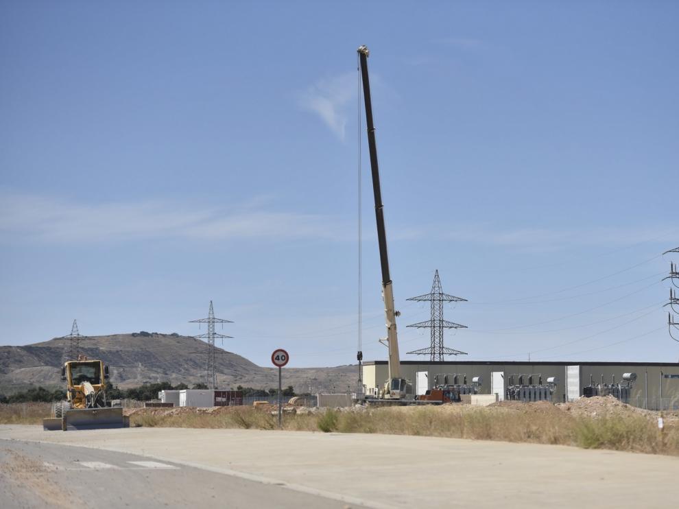Culminan en Plhus los trabajos de la terminal ferroviaria