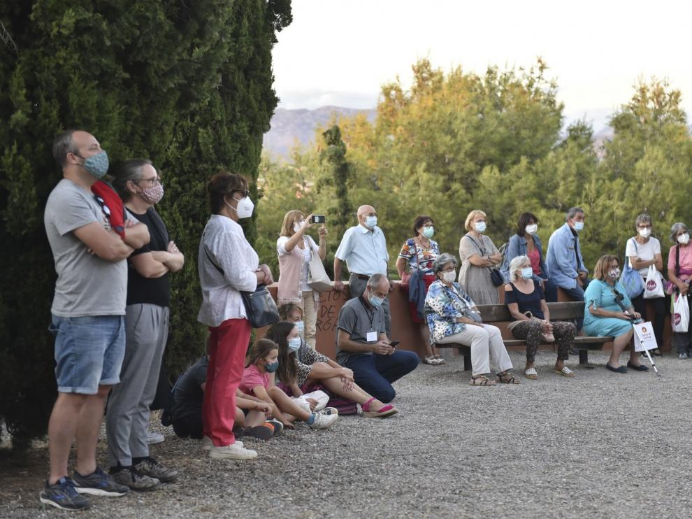 Huesca programa unas visitas turísticas especiales, con sorpresa en un punto del recorrido