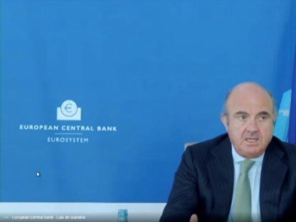 El BCE coincide con la banca española y llama a propiciar fusiones