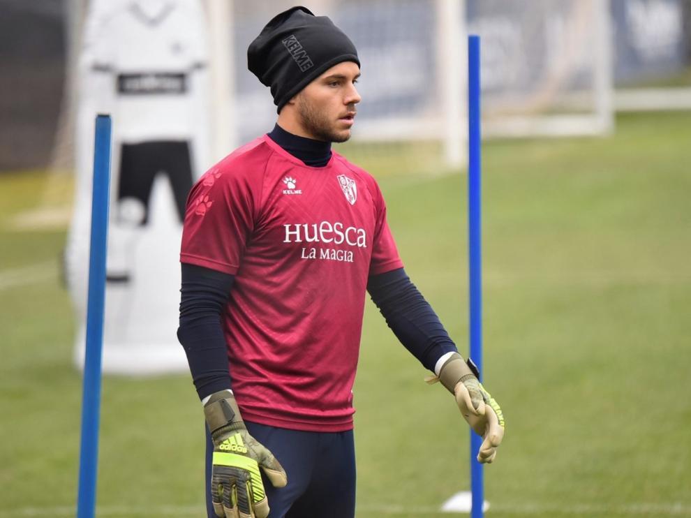 Álvaro Fernández es llamado para la sub-21 por la baja de Martín