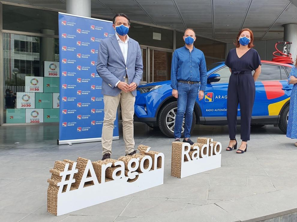 """La nueva programación de Aragón Radio es """"cercana y participativa"""""""