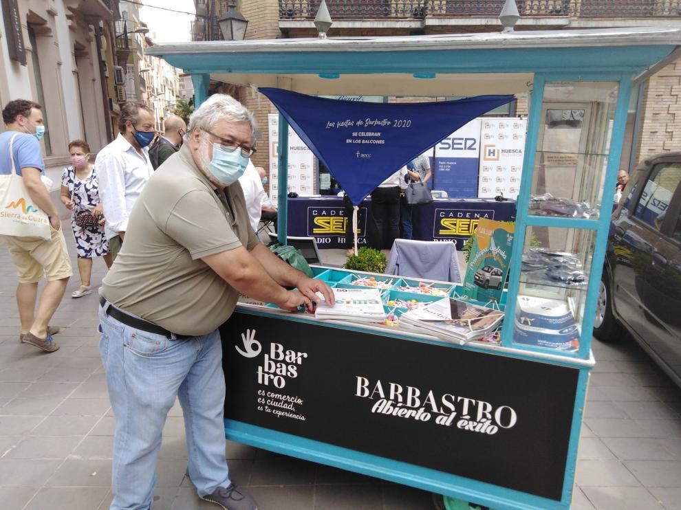 """El """"carré"""" vuelve a Barbastro"""