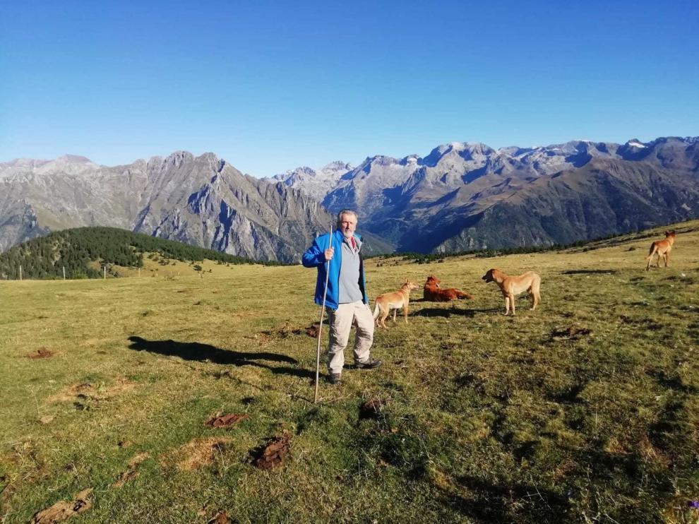 """Juan Manuel Lamora: """"Ojalá hubiese una estación de esquí en todos los montes"""""""