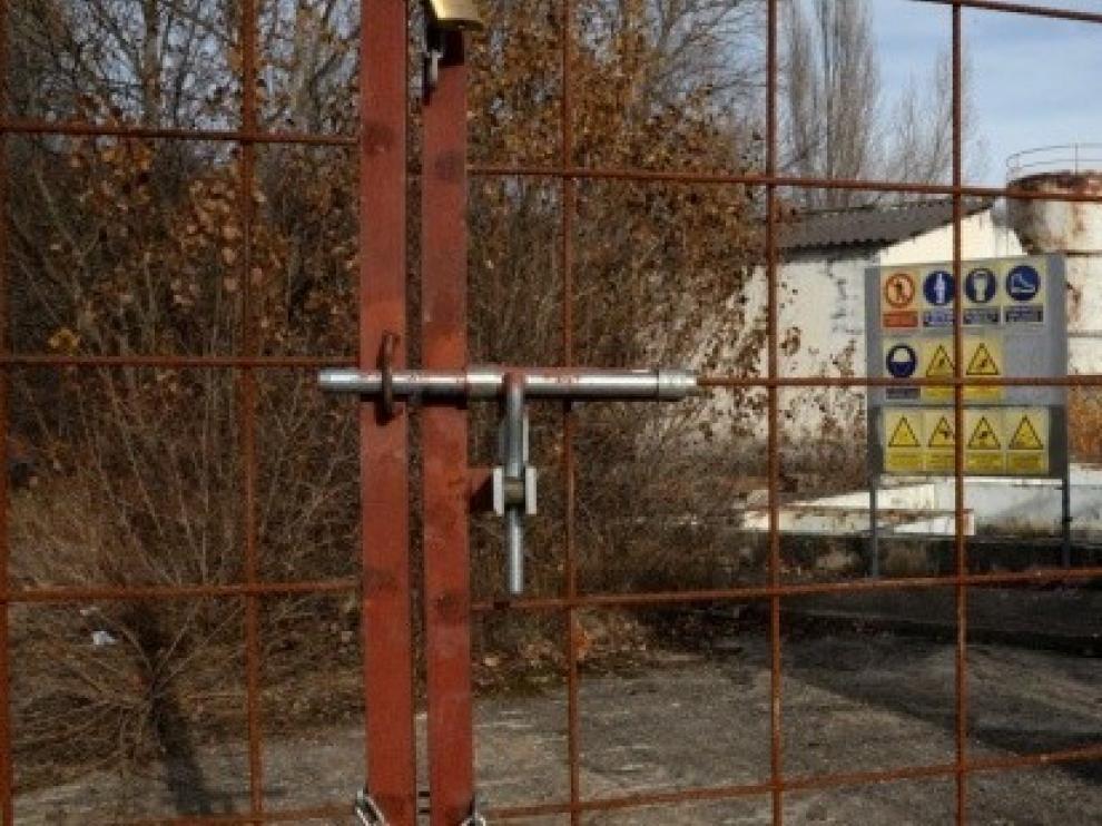 Se destinan 240.394 euros a las labores de descontaminación del lindano en Sabiñánigo