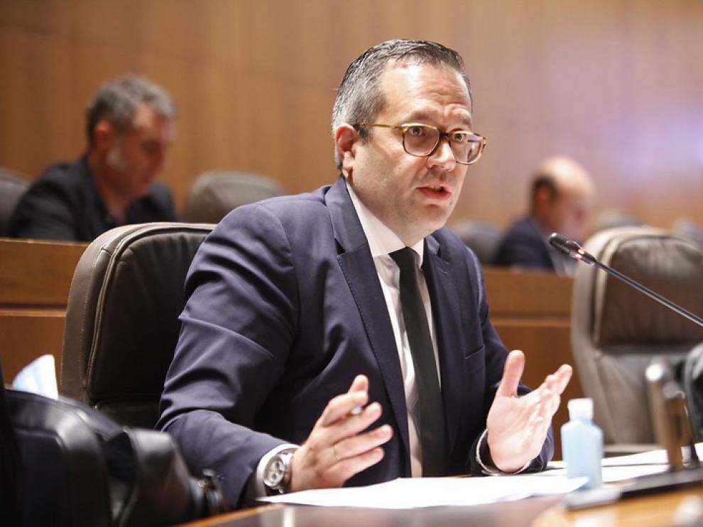 Ciudadanos pide recuperar los servicios diarios ferroviarios de Aragón de antes de la alerta sanitaria