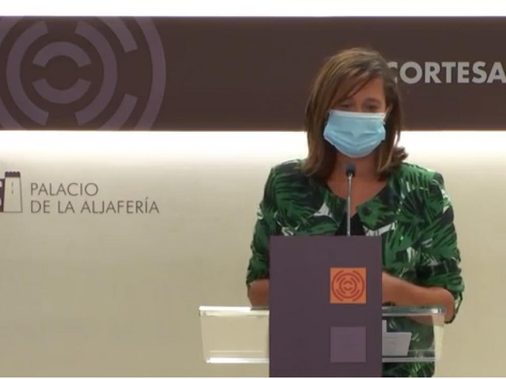 """Marian Orós: """"La segunda ola ha pillado al Gobierno de Aragón a contrapié"""""""