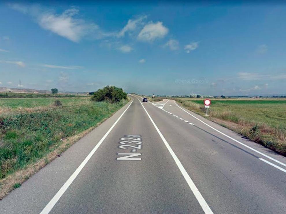 Adjudicadas las obras de la A-68 entre El Burgo y Fuentes