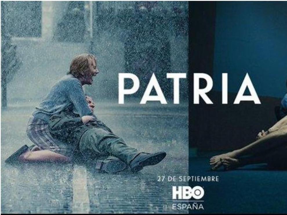 """HBO defiende el cartel promocional de la serie """"Patria"""""""